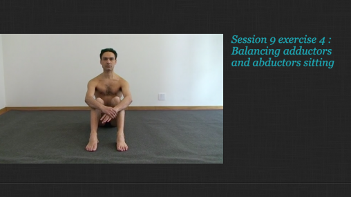 Rolfing Movement Integration Session 9