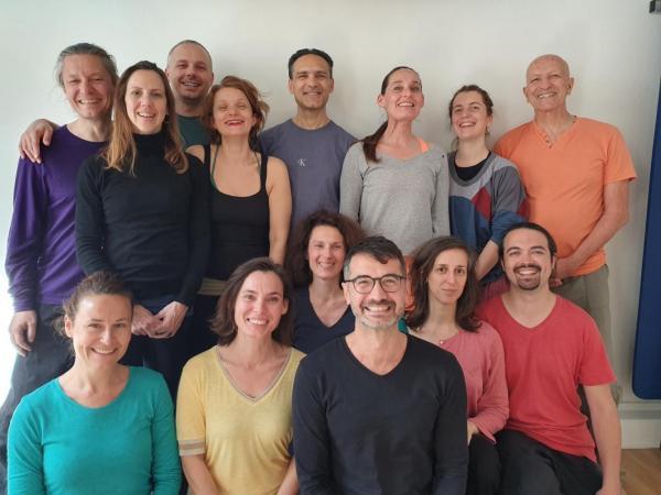 Corso Corpo Pieno Corpo Vuoto - Parigi 2019