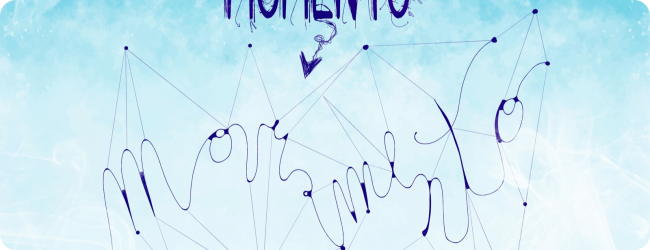 movement: moment + ove