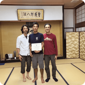 Kushi´s Rolf movement practitioner certification